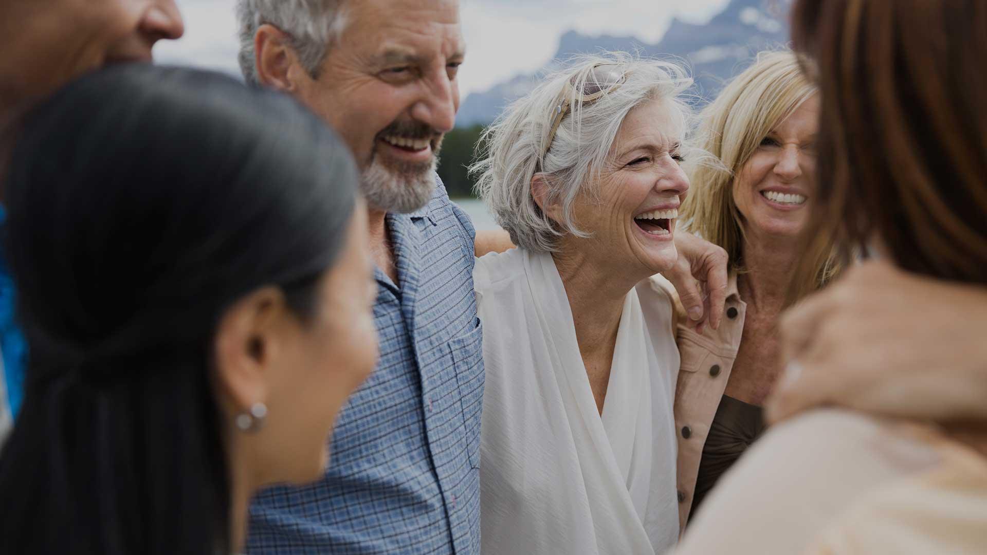 Você sabia que a perda auditiva está associada ao processo de envelhecimento?